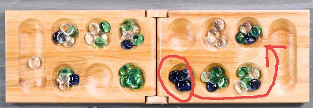 Mangala Oyunu Kuralları - Mangala nasıl oynanır - mangala nedir